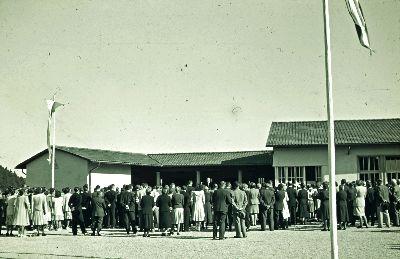 Schulhaus Haselhalden