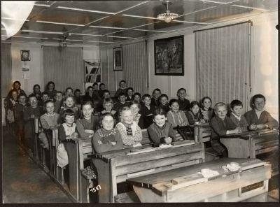 Schule Undalen 1932